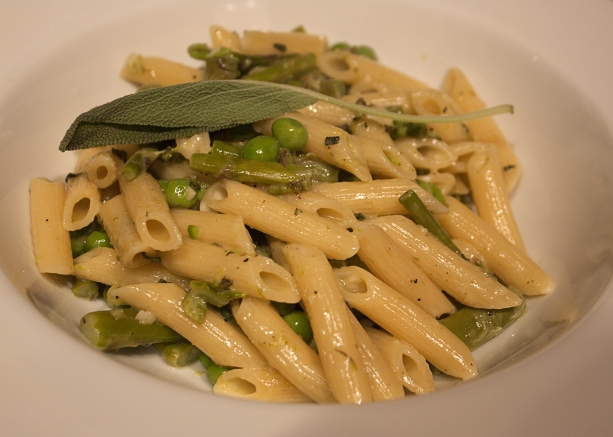 20140627_Penne with Asparagus, Sage and Peas_IMG_7855_edited-1