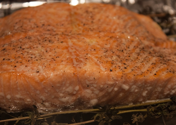 20140714_ Greek Oregano-Roasted Salmon_IMG_8235_edited-1