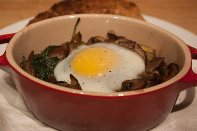 20140716_Eggs Baked Over Mushrooms & Spinach_IMG_8251_edited-1